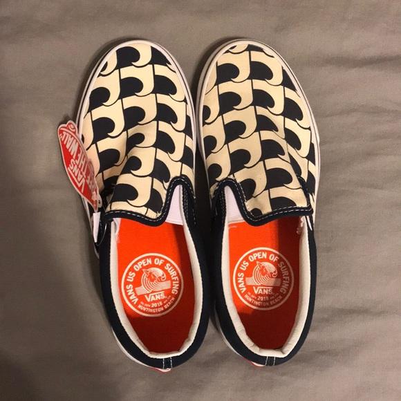 Vans Shoes | Us Open Vans | Poshmark